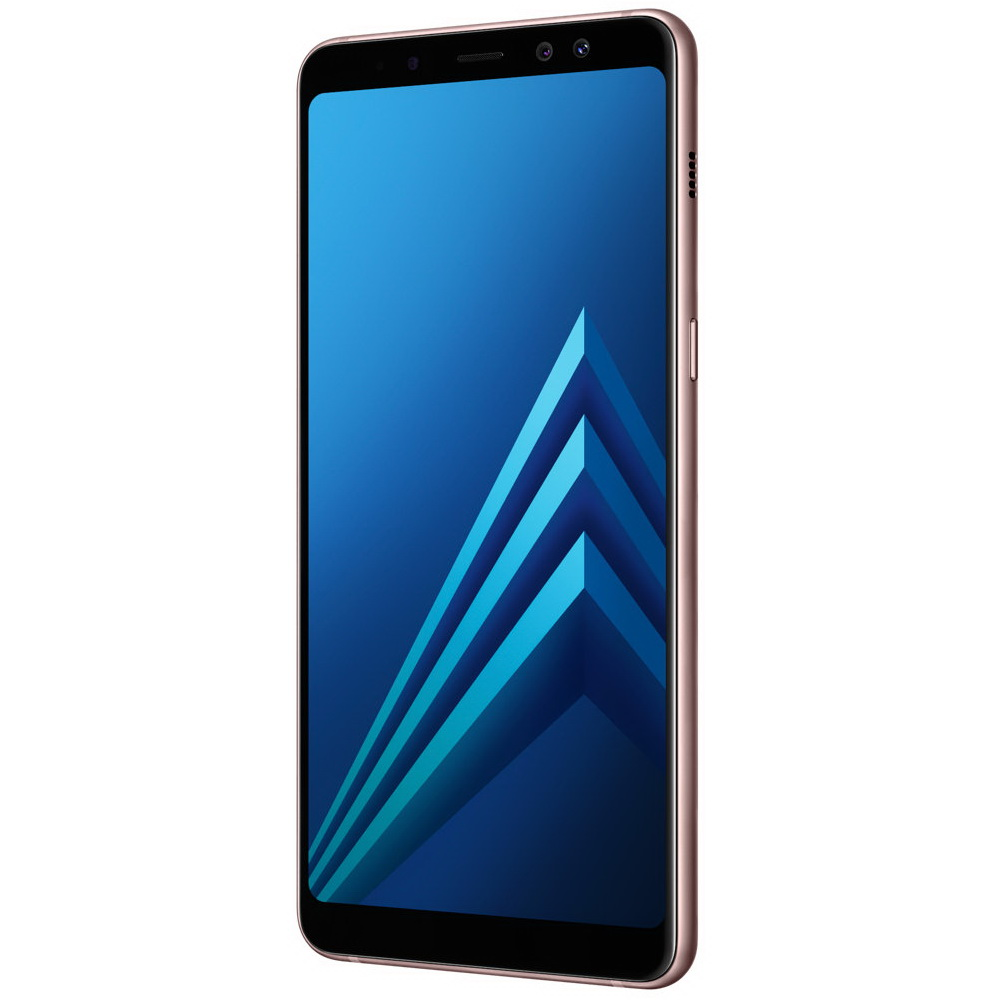 Смартфон Samsung Galaxy A8 (2018) Blue SM-A530F/DS
