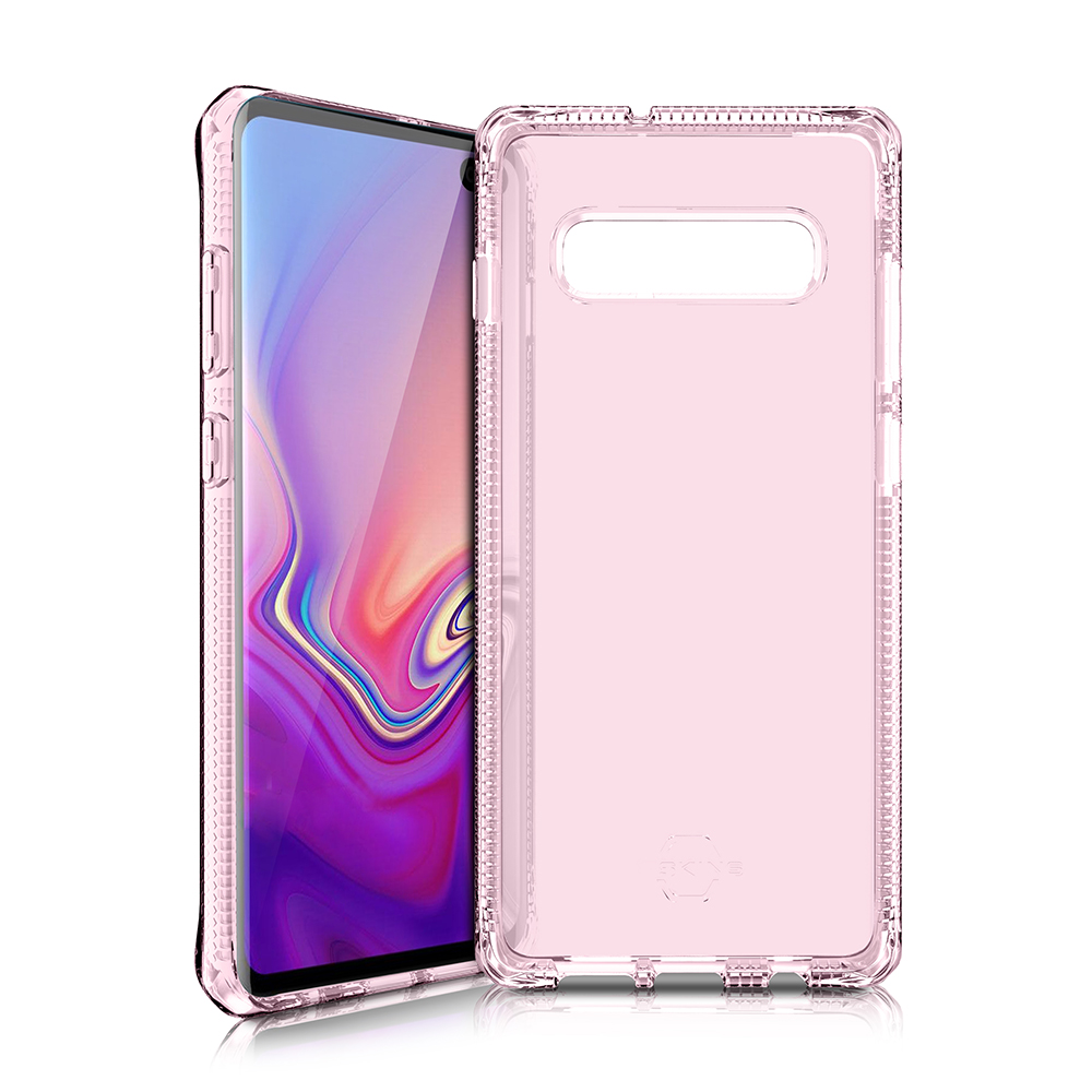 Чехол Itskins Spectrum Clear для Galaxy S10+