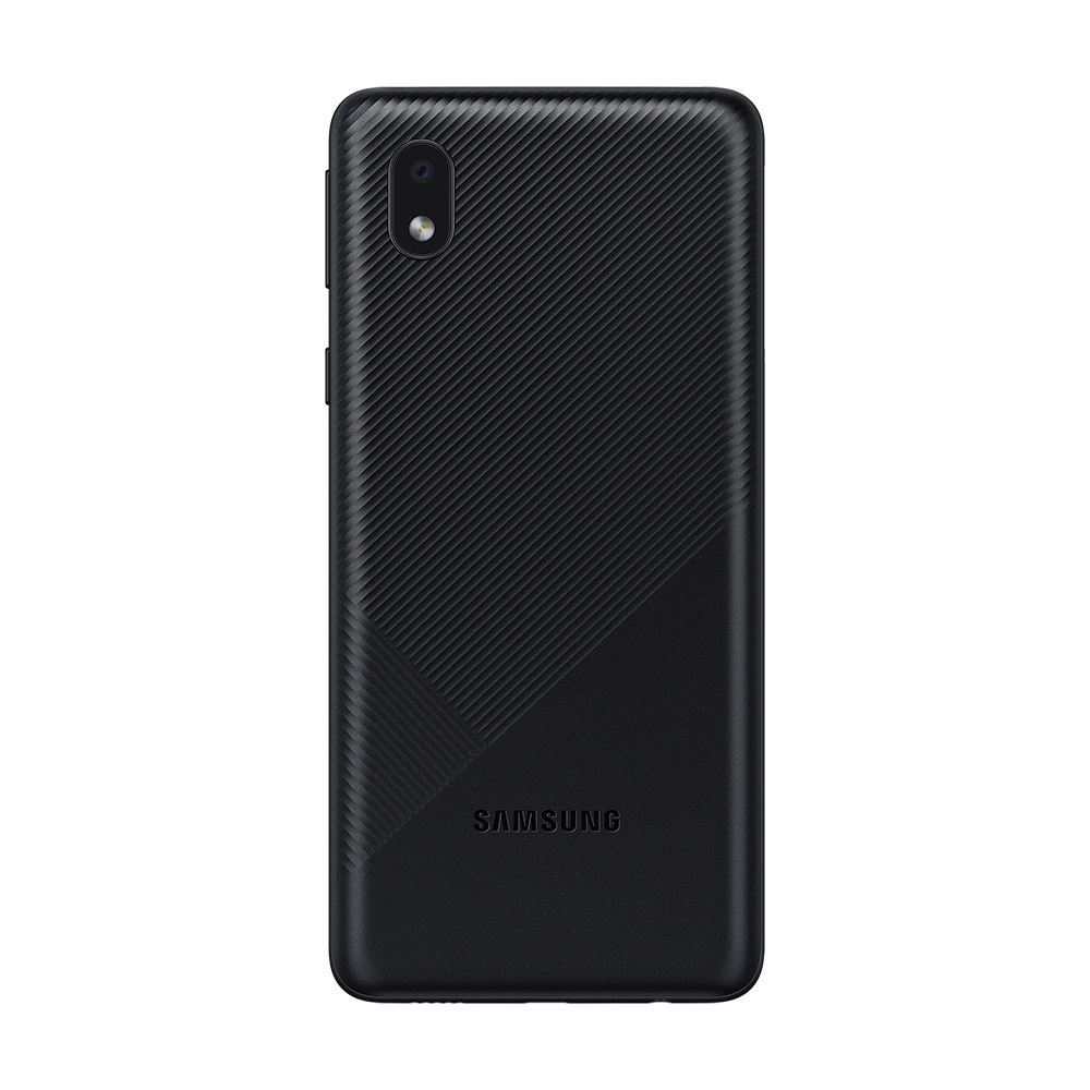 Смартфон Samsung Galaxy A01 Core 16Gb Чёрный фото