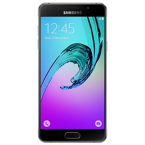 Смартфон Samsung Galaxy A5 (2016) black SM-A510