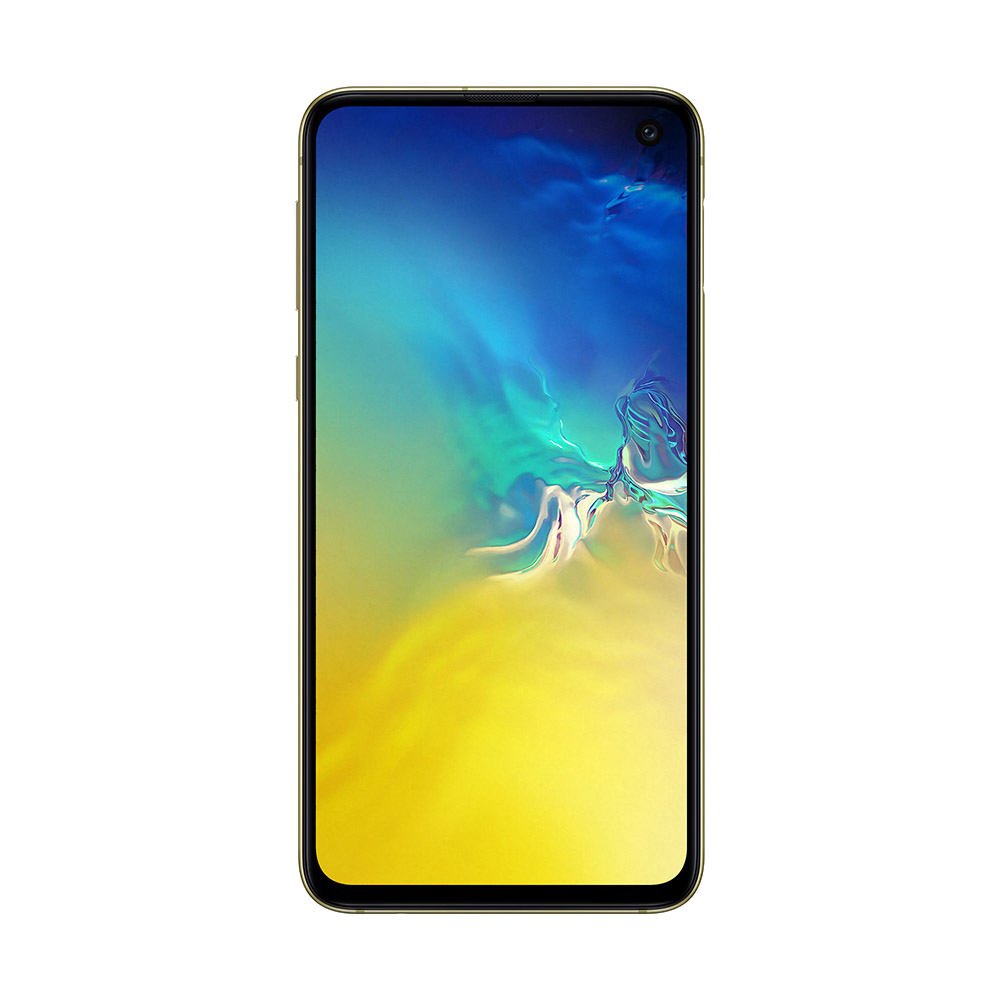 Смартфон Samsung Galaxy S10e 6/128GB цитрус SM-G970F/DS