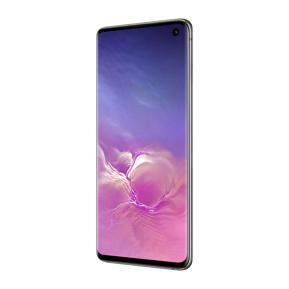 Смартфон Samsung Galaxy S10 8/128GB оникс SM-G973F/DS
