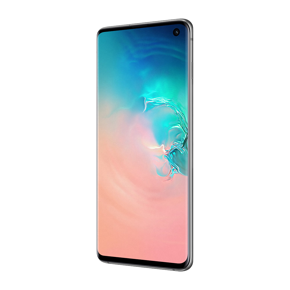 Смартфон Samsung Galaxy S10 8/128GB перламутр SM-G973F/DS