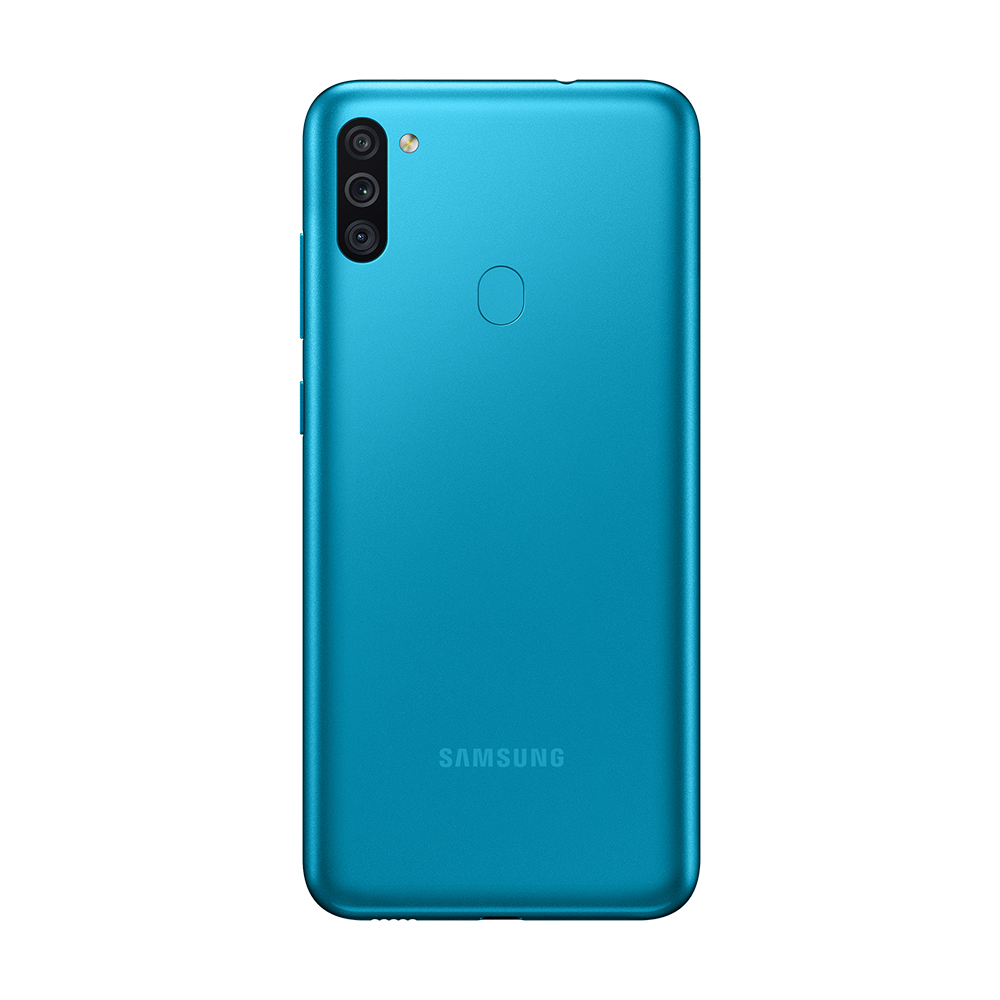 Смартфон Samsung Galaxy M11 32Gb Бирюзовый фото