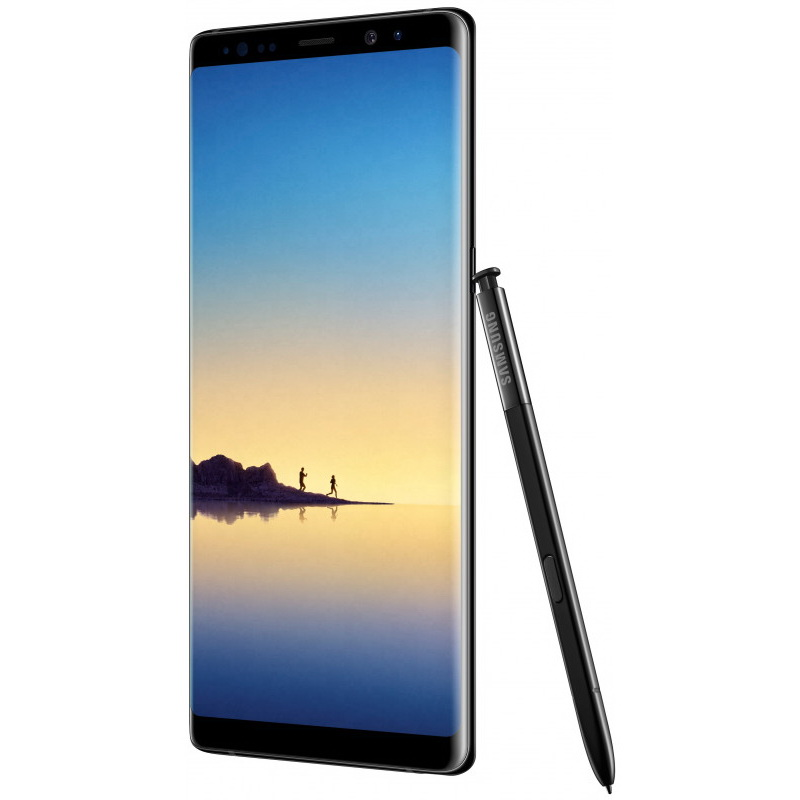 Смартфон Samsung Galaxy Note 8 64GB Midnight Black SM-N950F/DS