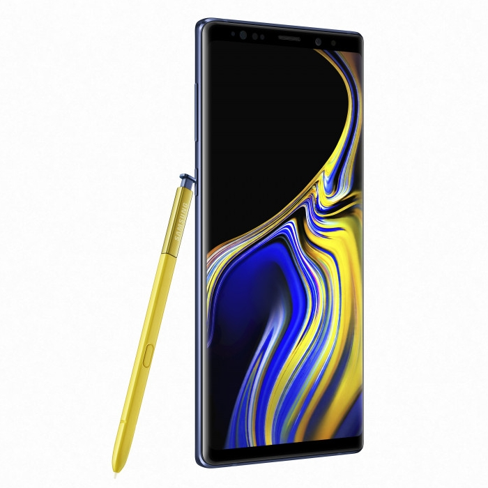 Смартфон Samsung Galaxy Note 9 Индиго 128GB SM-N960F/DS