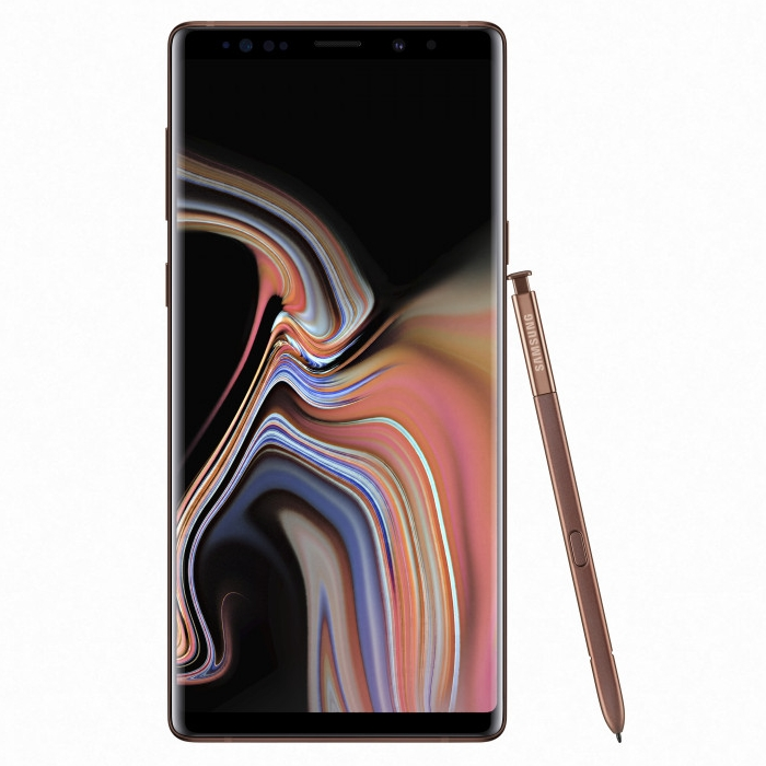 Смартфон Samsung Galaxy Note 9 Медь 512GB SM-N960F/DS