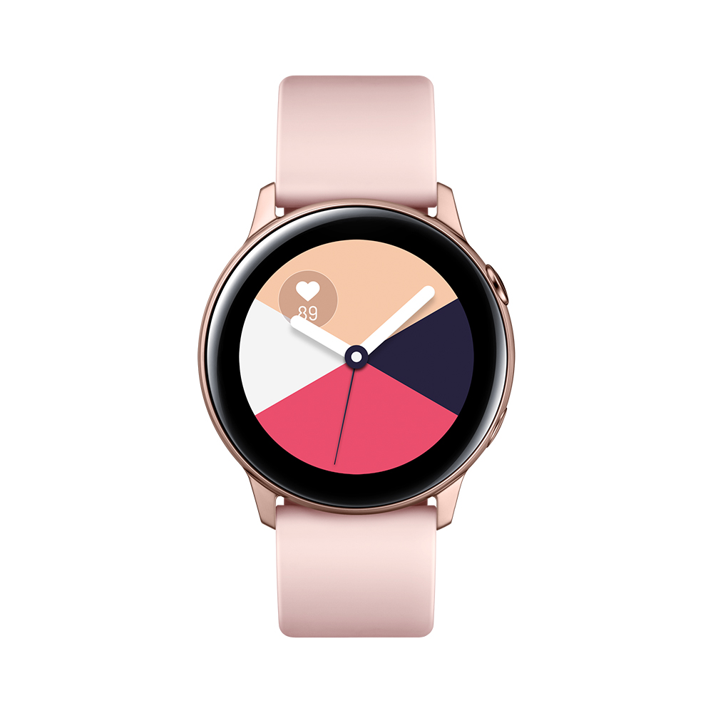 Samsung Galaxy Watch Active 42 мм Нежная пудра