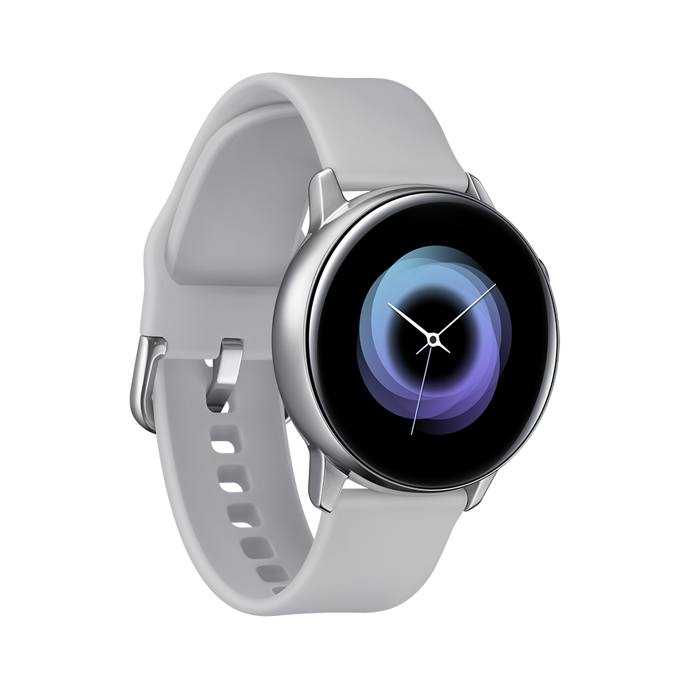 Samsung Galaxy Watch Active серебристый лед SM-R500