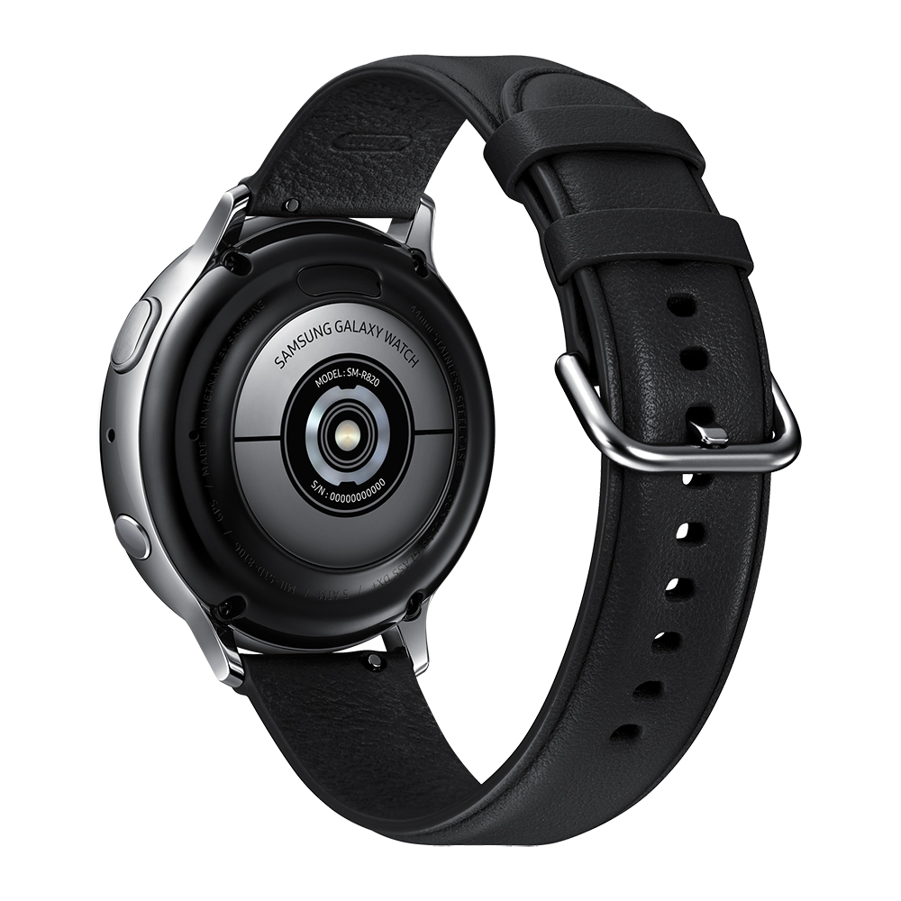 Samsung Galaxy Watch Active2 (Stainless) 44 мм Сталь фото