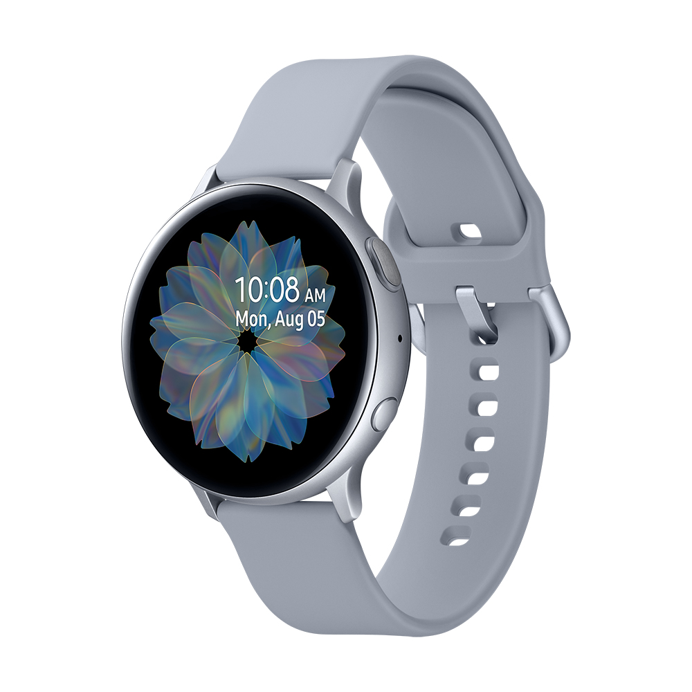 Samsung Galaxy Watch Active2 44 мм, алюминий, Арктика