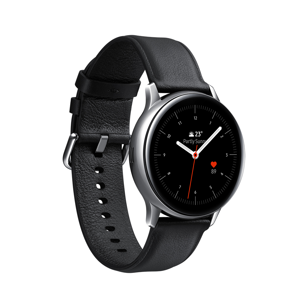 Samsung Galaxy Watch Active2 (Stainless) 40 мм Сталь